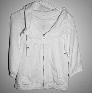 Loft 3/4 sleeve sweater